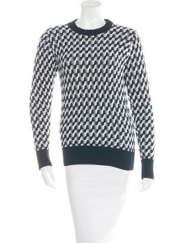 Joseph Knit Wool Sweater None
