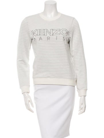 Kenzo Striped Pullover Sweater None