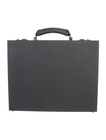 Lanvin Gangster Briefcase