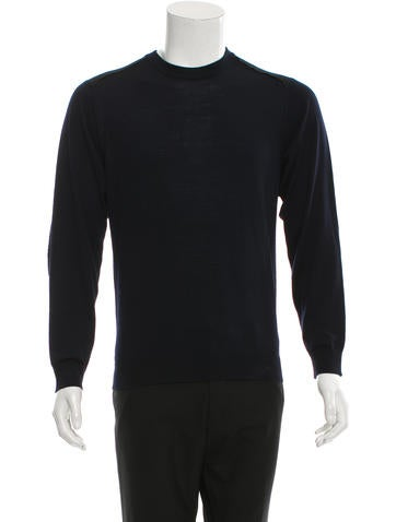 Lanvin Wool Pullover Sweater None
