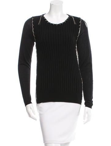 Lanvin Winter 2015 Wool Sweater None