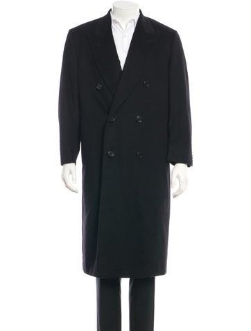 Loro Piana Chesterfield Coat