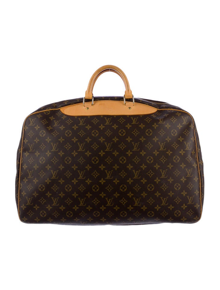 Louis Vuitton Alize Suitcase