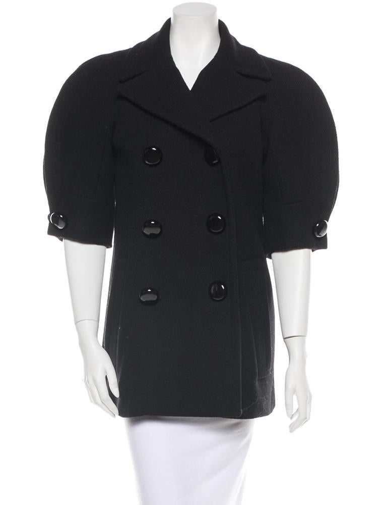 Louis Vuitton Wool Coat