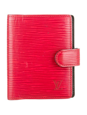 Louis Vuitton Epi Wallet