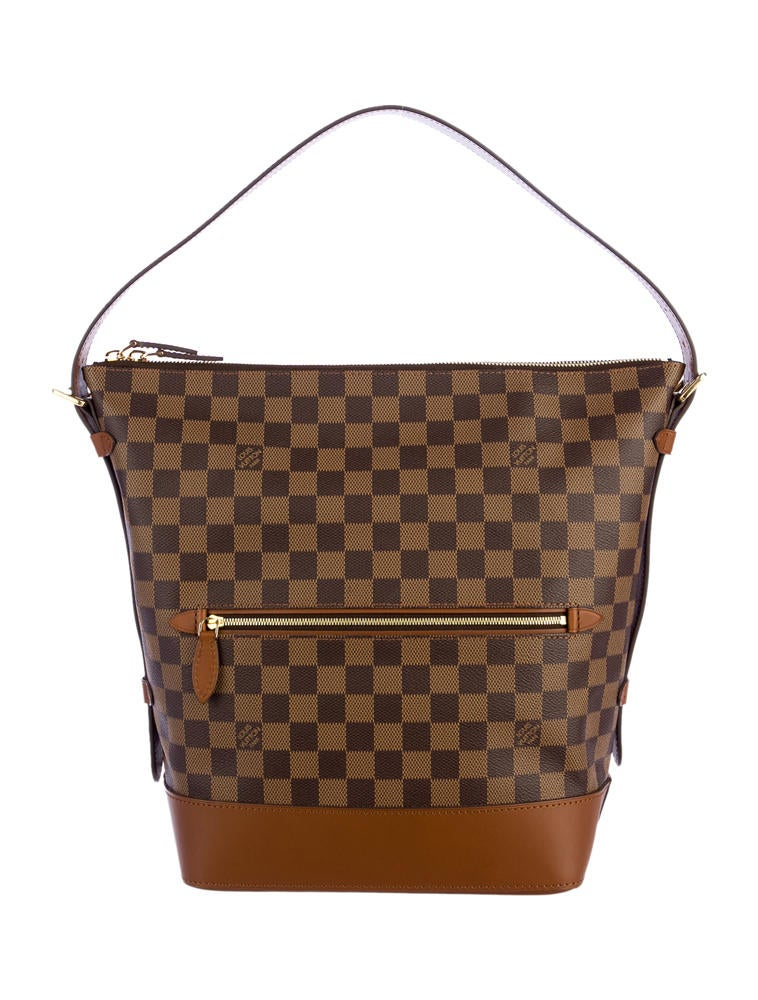 Louis vuitton damier ebene diane bag handbags lou26562 for Louis vuitton miroir bags