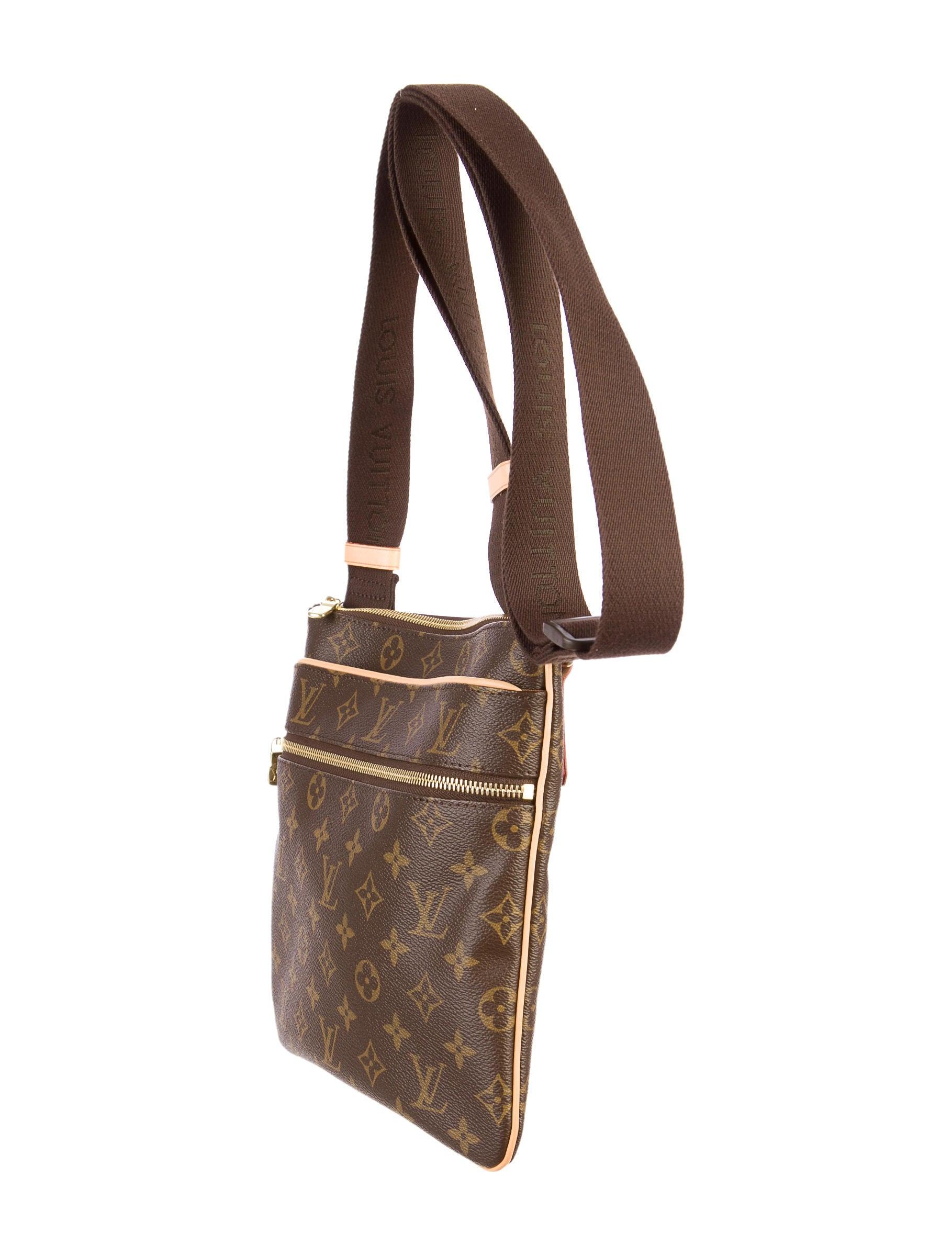05983eda624f Louis Vuitton Valmy Pochette Bag - Handbags - LOU32426