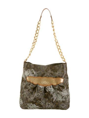 Louis Vuitton Dentelle Fersen Bag