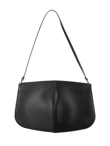 Louis Vuitton Epi Demi Lune Bag