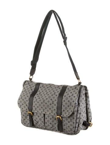 louis vuitton sac a langer baby bag handbags lou47018 the realreal. Black Bedroom Furniture Sets. Home Design Ideas