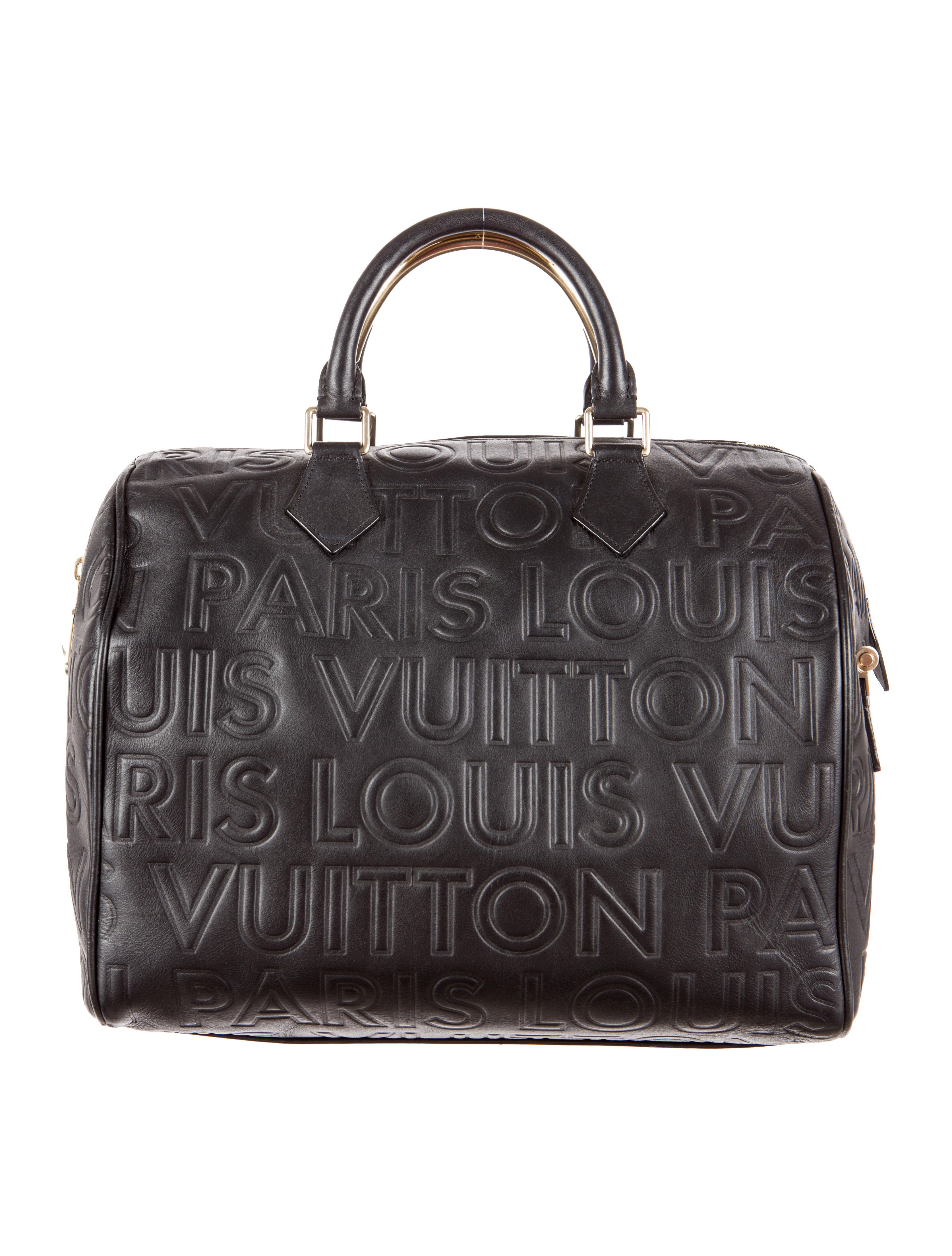 Louis vuitton paris speedy cube bag handbags lou47162 for Garage speedy paris