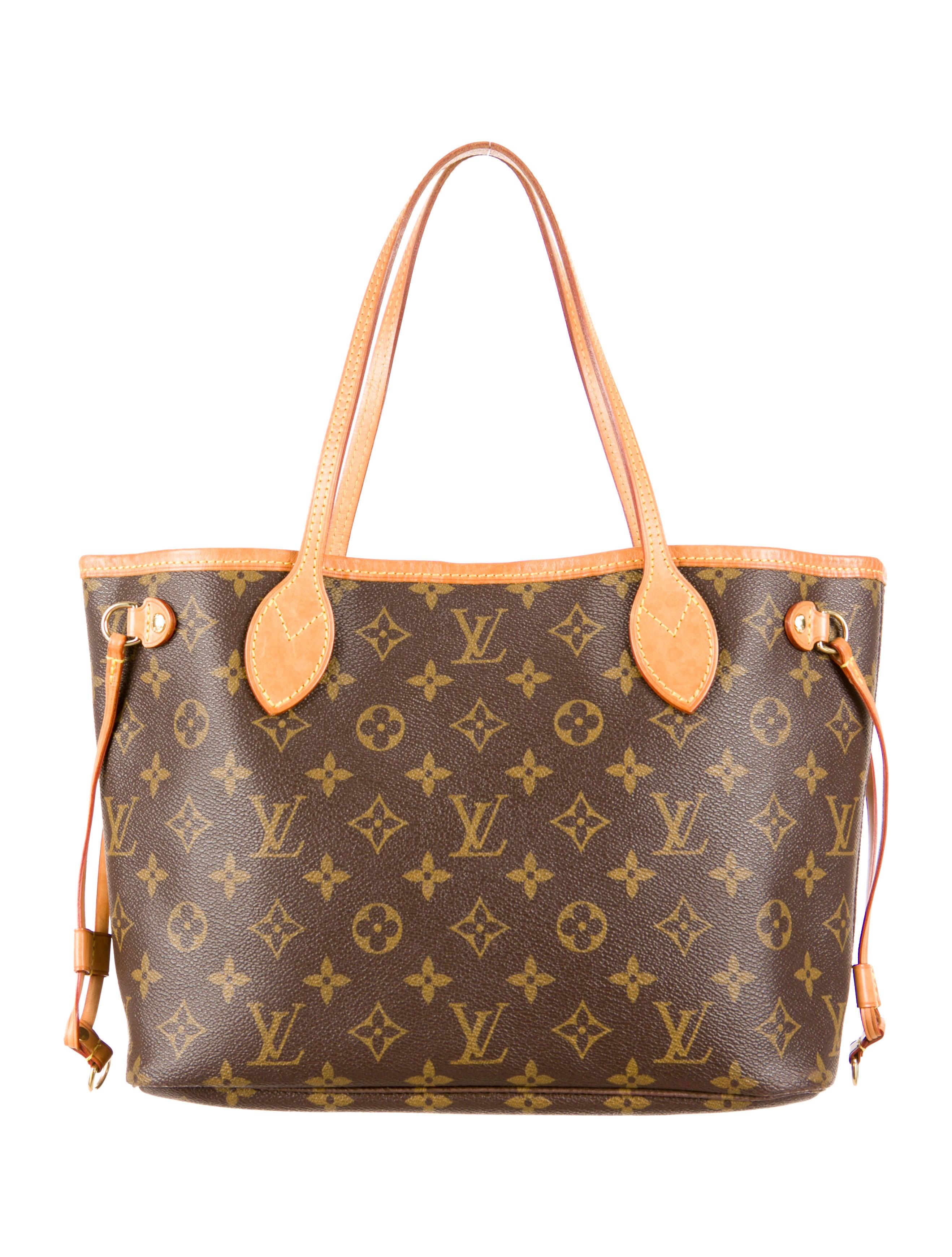 Louis Vuitton Neverfull PM - Handbags - LOU47446   The ...