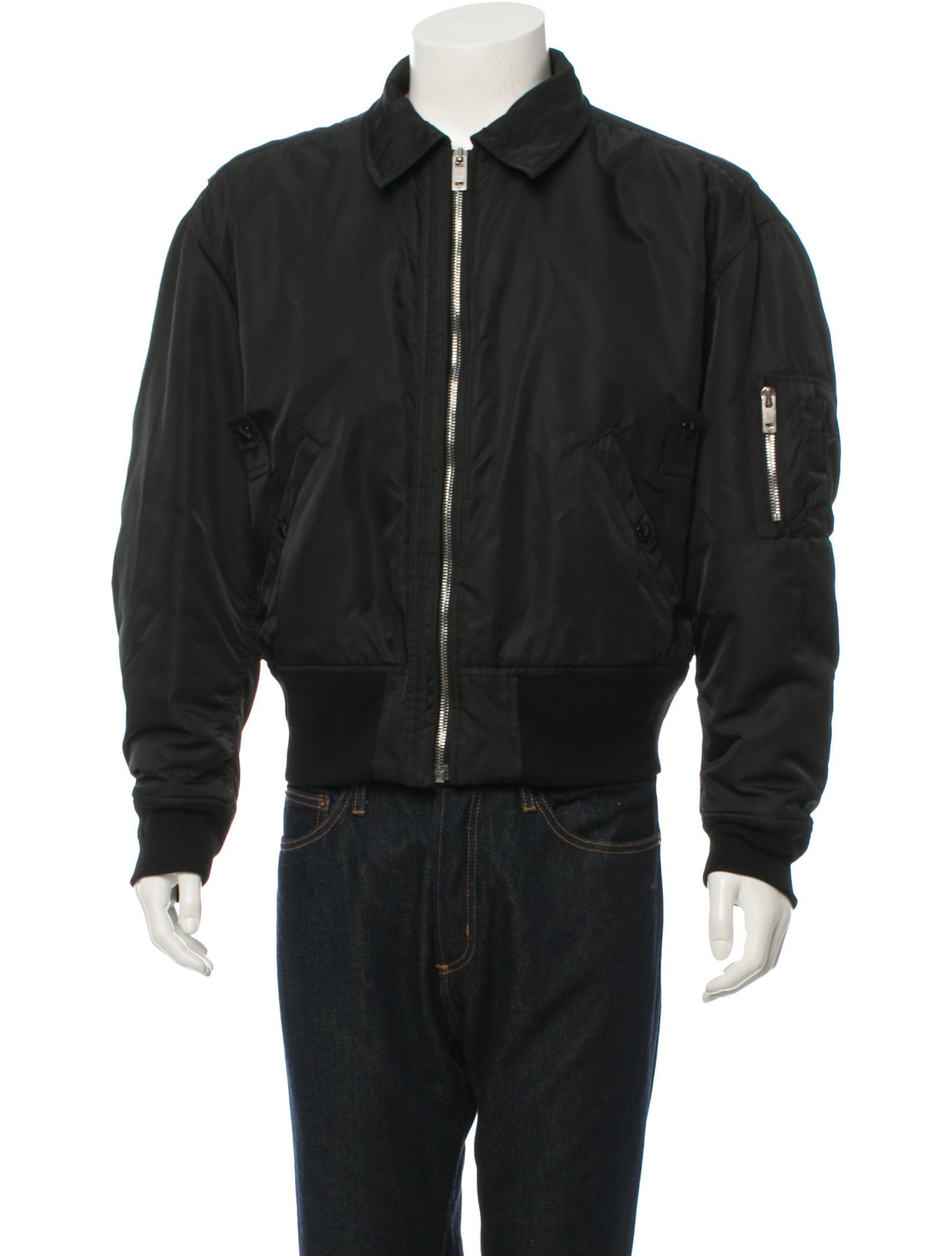 louis vuitton bomber jacket mens outerwear lou47466. Black Bedroom Furniture Sets. Home Design Ideas
