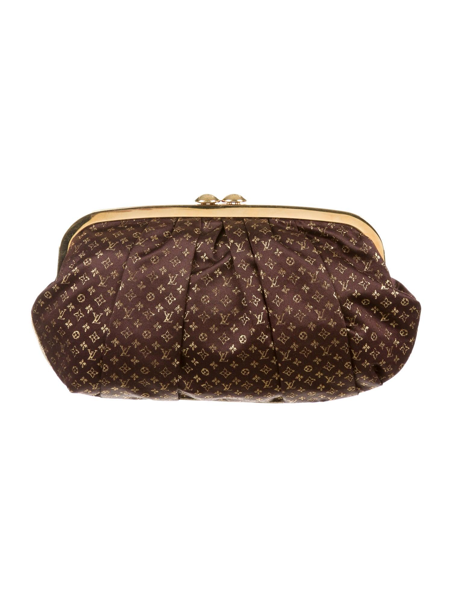 louis vuitton aum 244 ni 232 re evening bag handbags lou49858