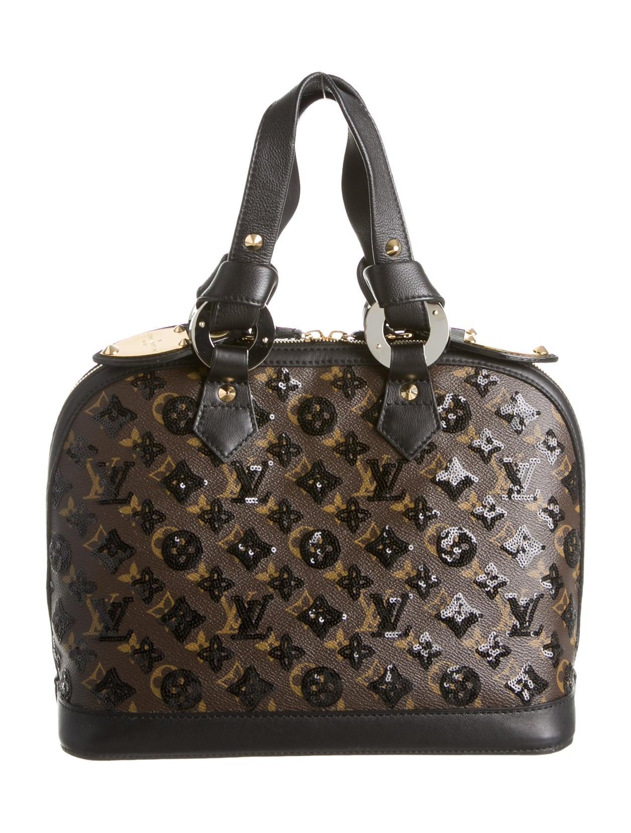 Louis vuitton alma eclipse bag handbags lou57348 the for Louis vuitton miroir alma bag price