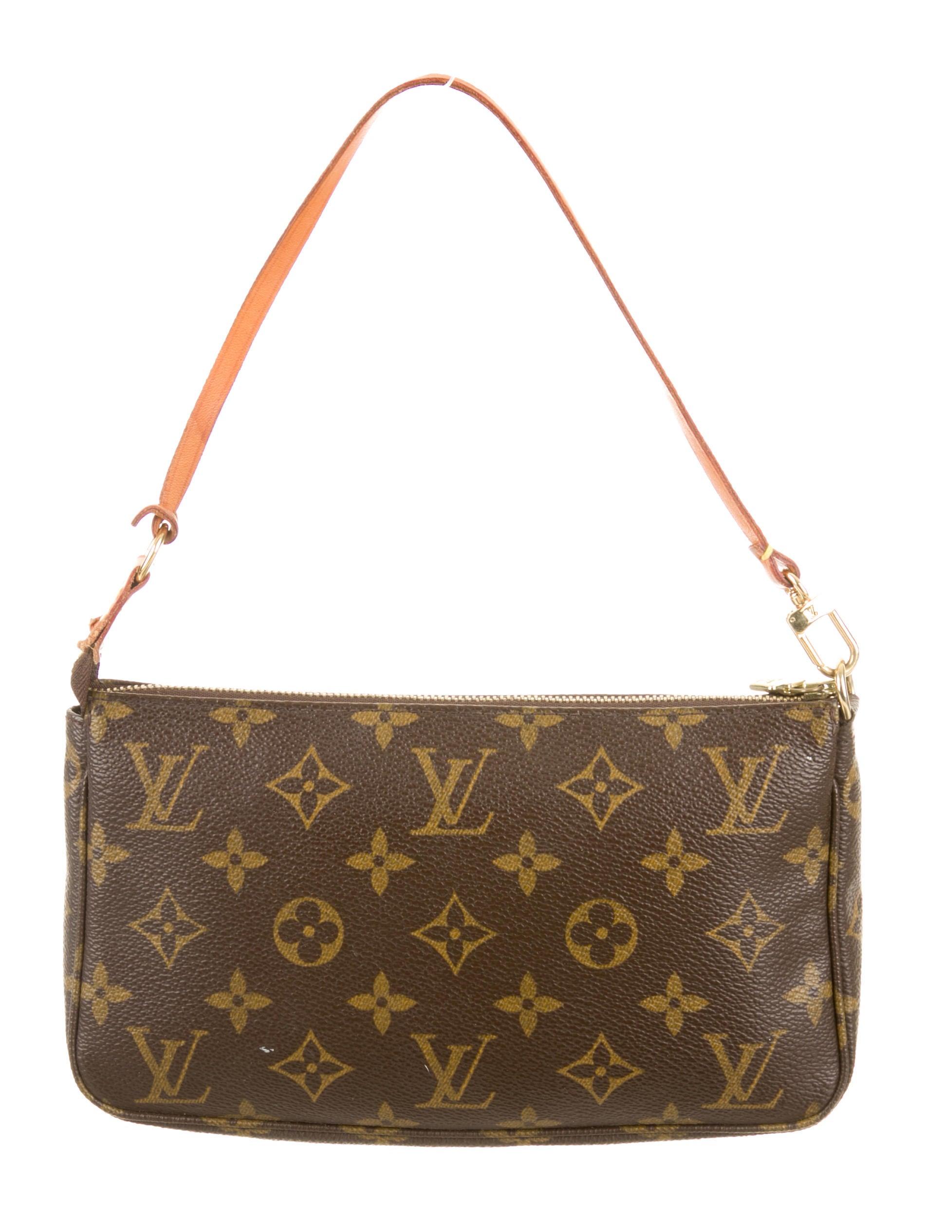 louis vuitton pochette accessoires handbags lou57902. Black Bedroom Furniture Sets. Home Design Ideas