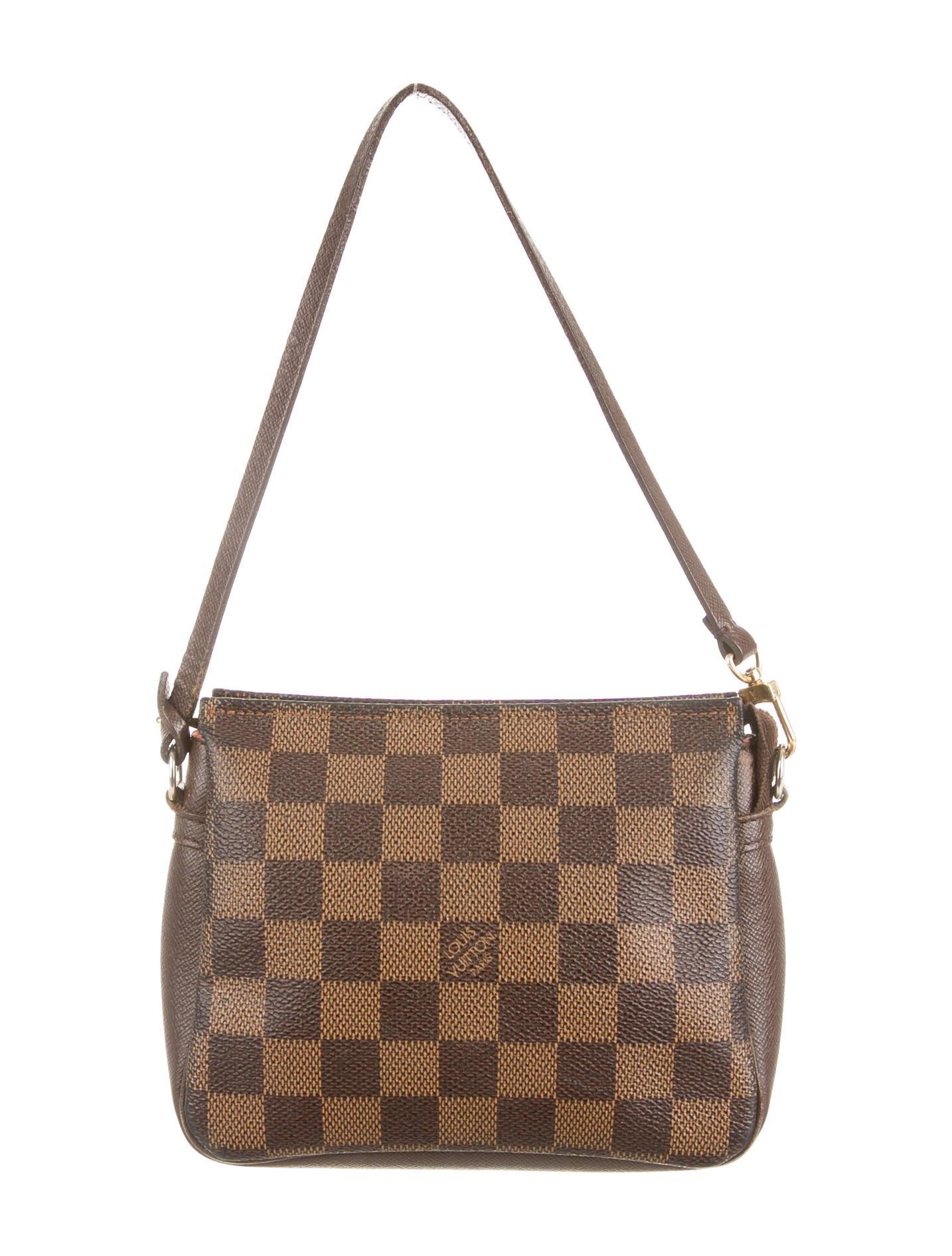 louis vuitton trousse pochette handbags lou57928 the. Black Bedroom Furniture Sets. Home Design Ideas