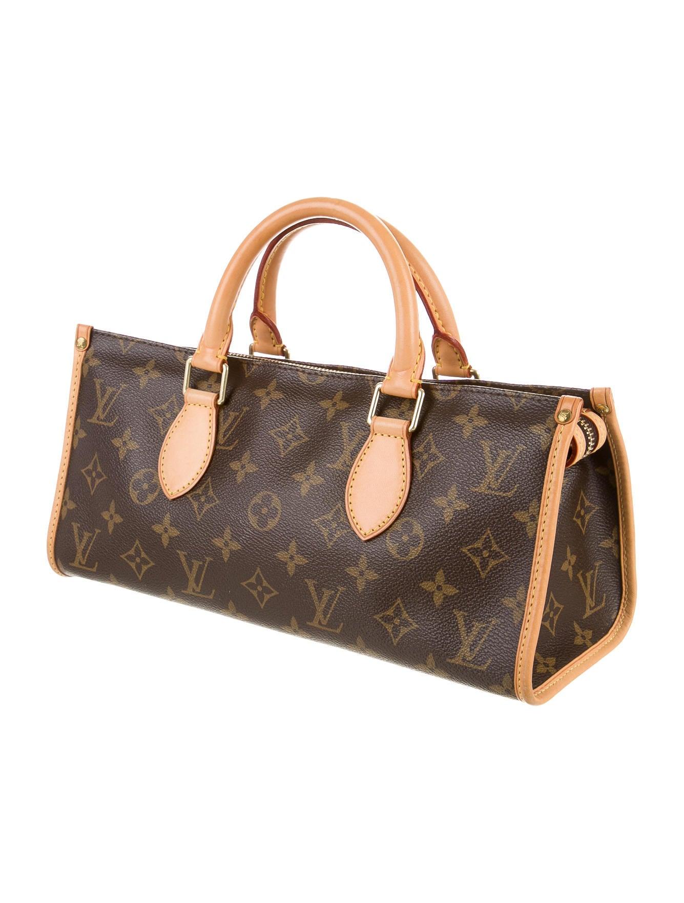 Louis vuitton monogram popincourt bag handbags for Louis vuitton miroir bags