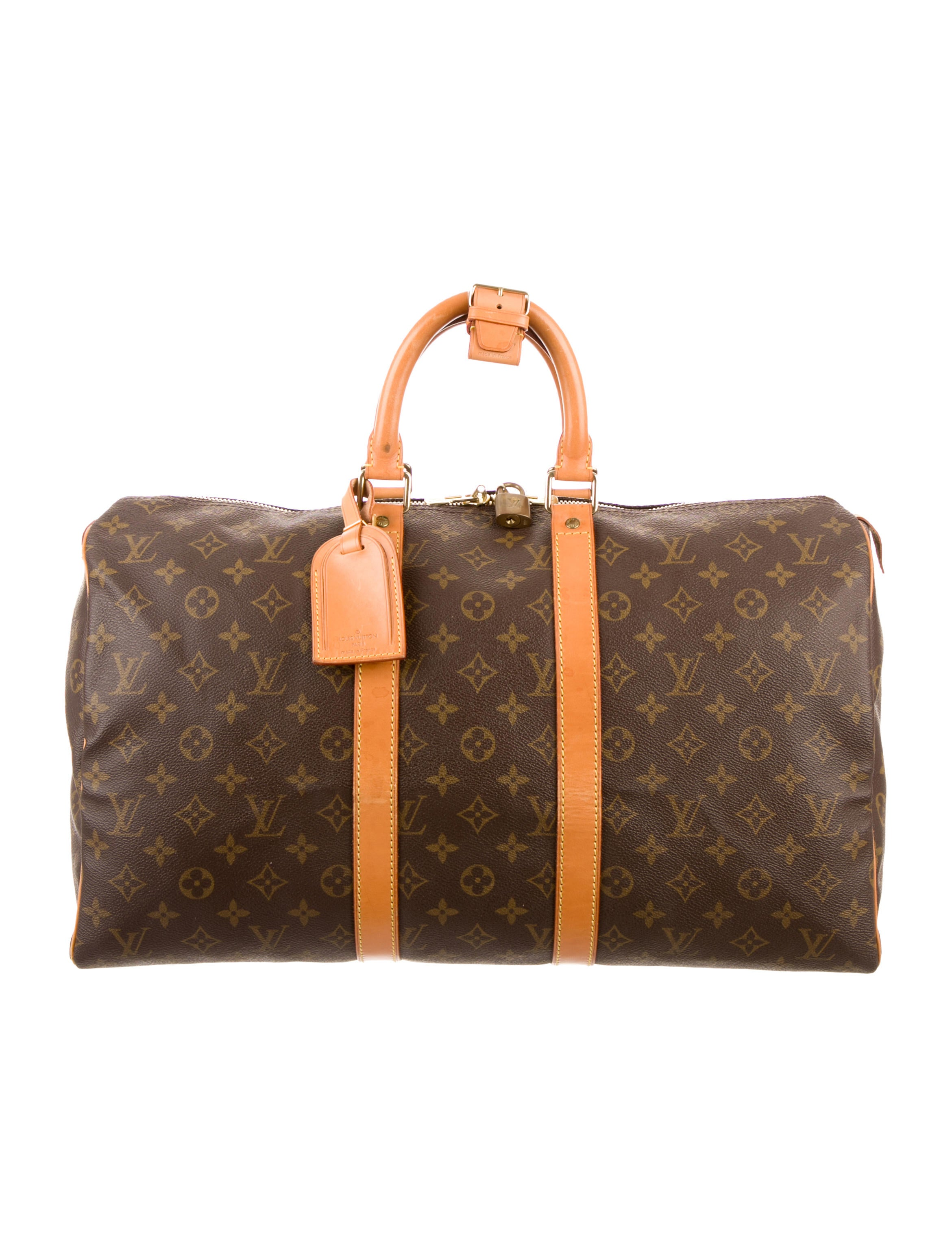 Louis Vuitton Monogram Keepall 45 - Handbags - LOU65304