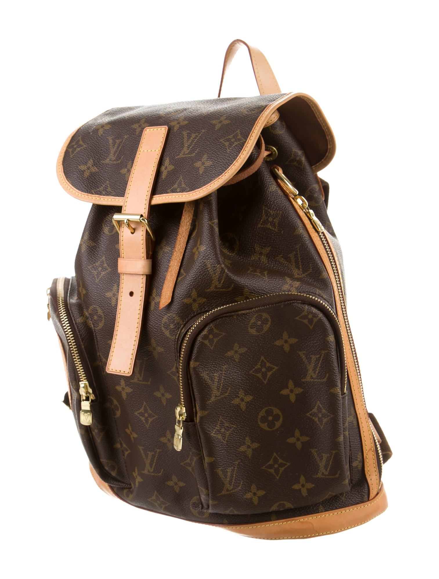 louis vuitton monogram bosphore backpack bags lou69073. Black Bedroom Furniture Sets. Home Design Ideas