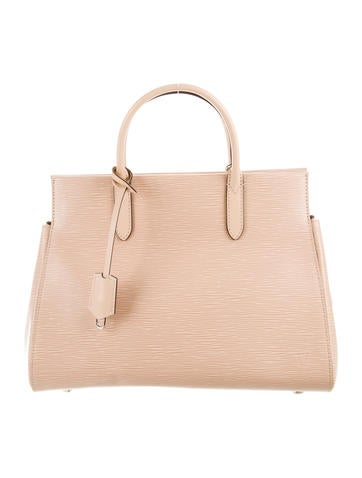 Louis Vuitton Epi Marly MM None