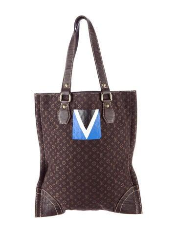 Louis Vuitton Mini Lin Tanger Tote