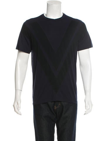 Louis Vuitton Embroidered T-Shirt