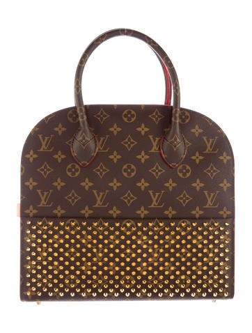 Louis Vuitton Christian Louboutin X Louis Vuitton Shopping Bag