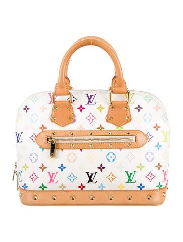 Louis Vuitton Multicolore Alma MM
