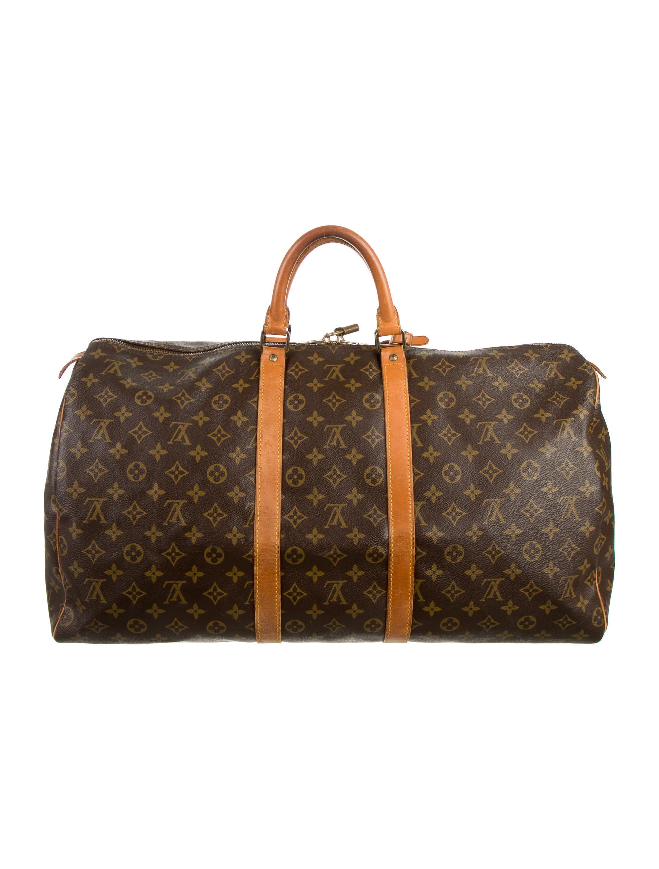 louis vuitton monogram keepall 55 handbags lou86172. Black Bedroom Furniture Sets. Home Design Ideas