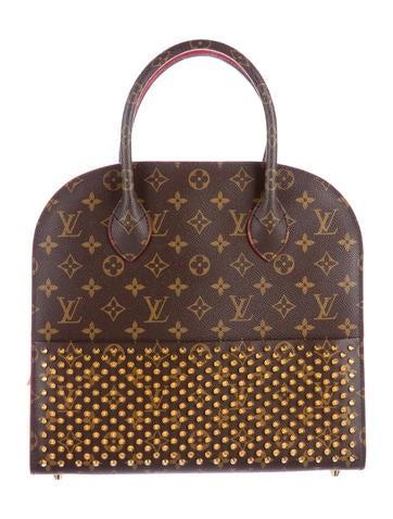 Louis Vuitton Christian Louboutin X Louis Vuitton Shopping Bag None