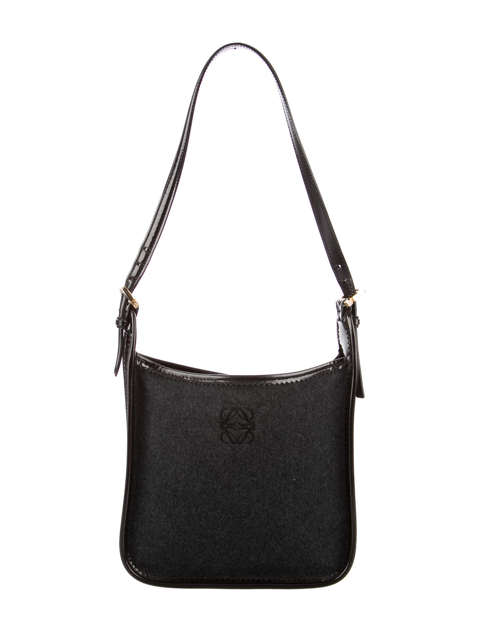 Felted Shoulder Bag 14