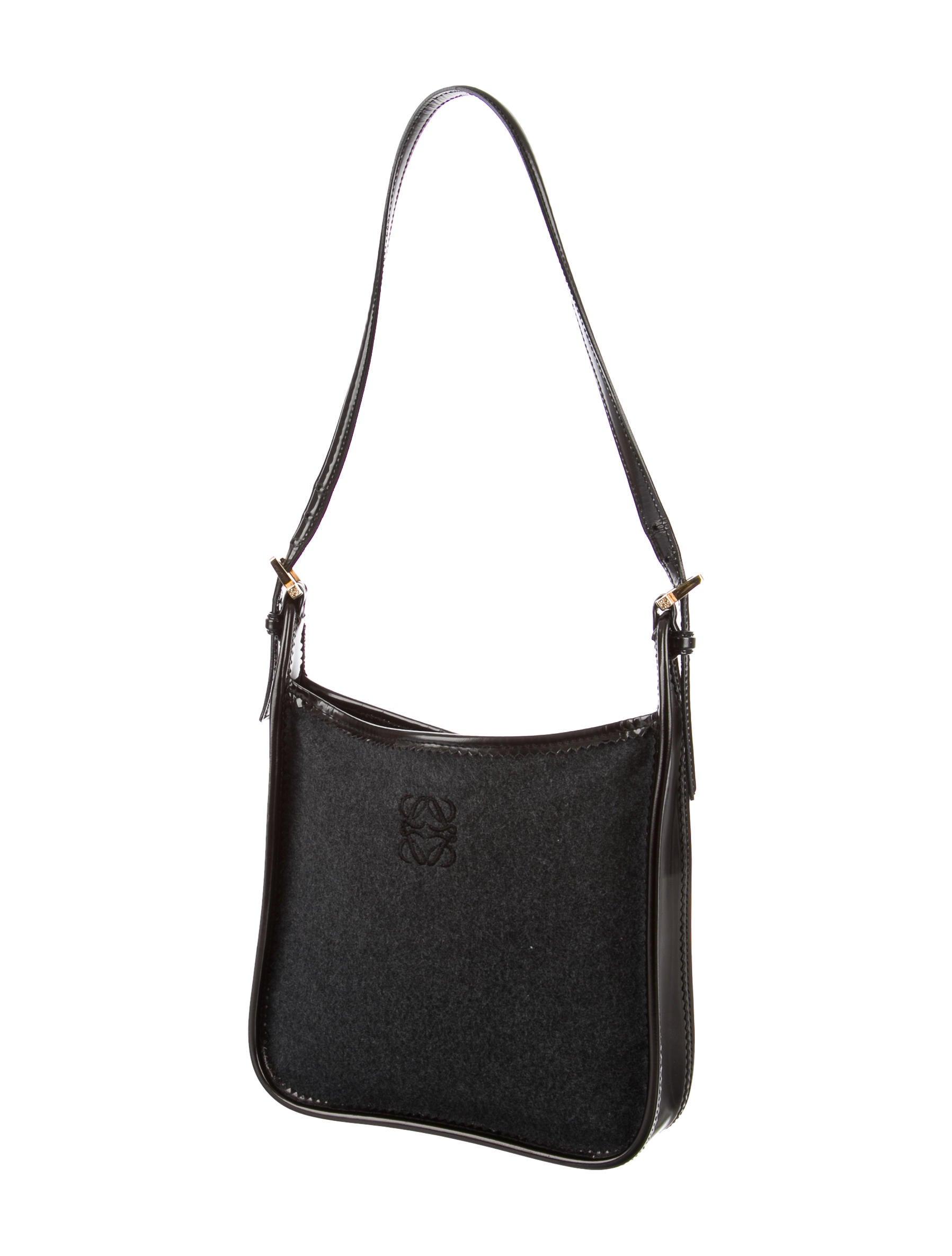 Felted Shoulder Bag 92