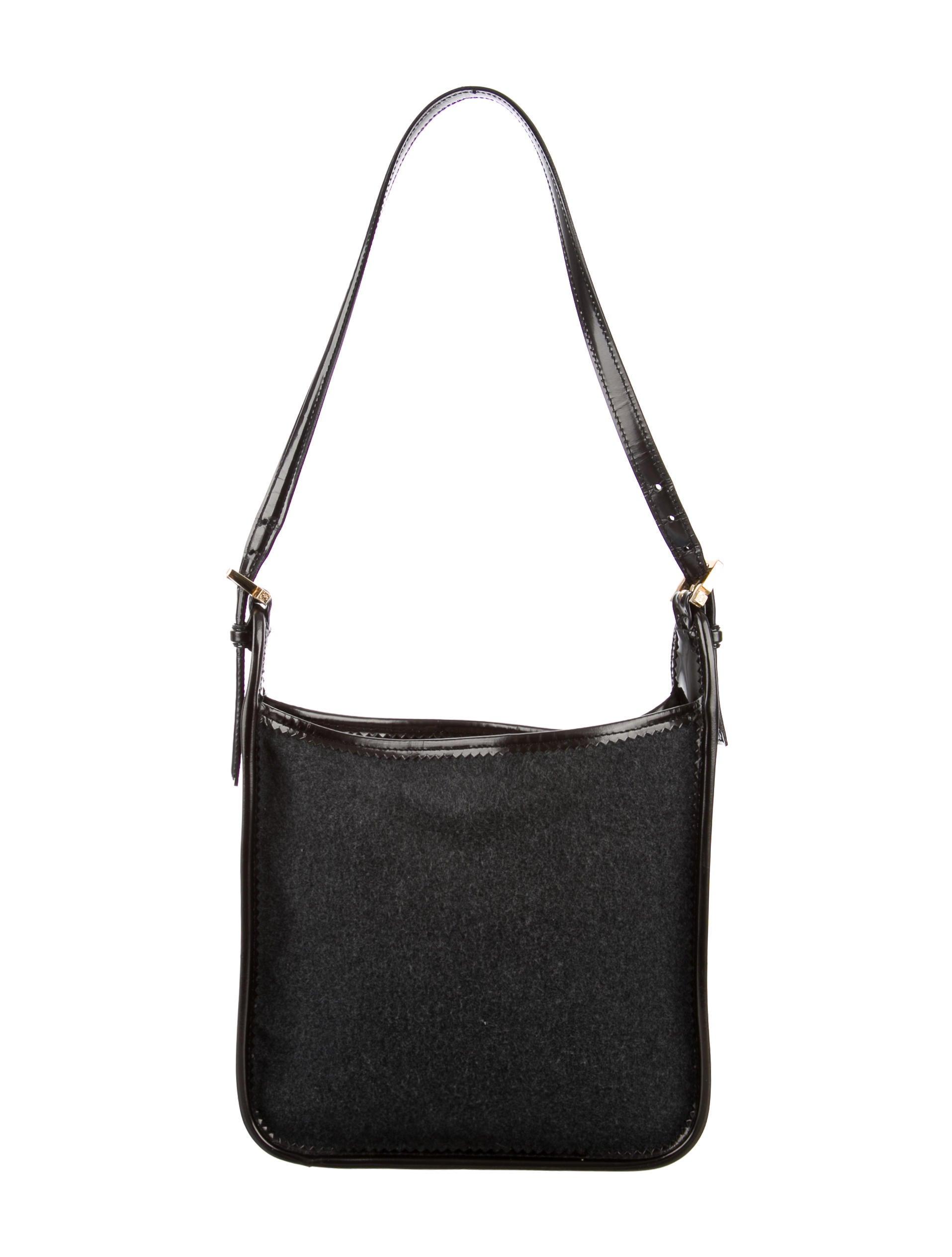 Felted Shoulder Bag 86
