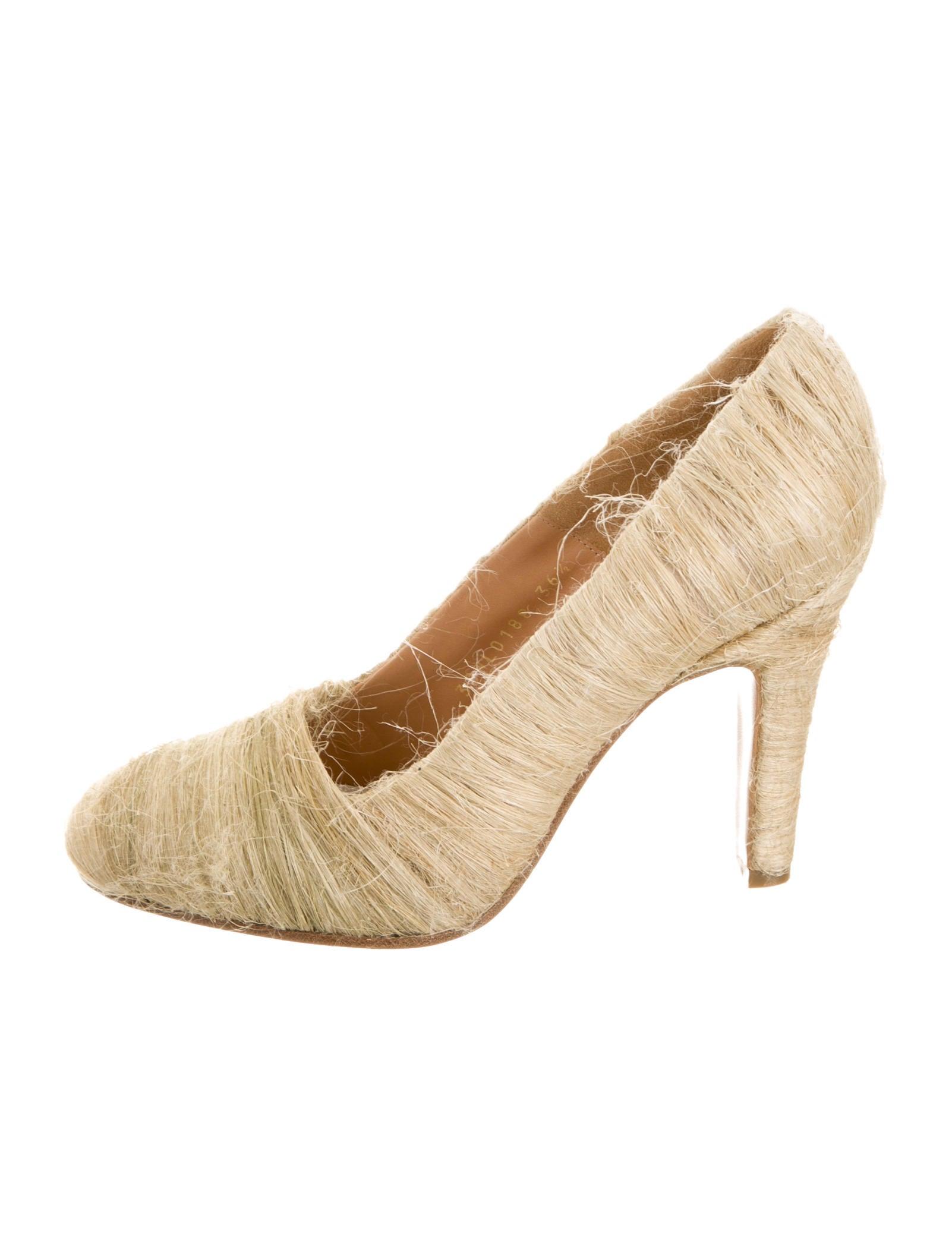 maison martin margiela pumps shoes mai23481 the realreal. Black Bedroom Furniture Sets. Home Design Ideas