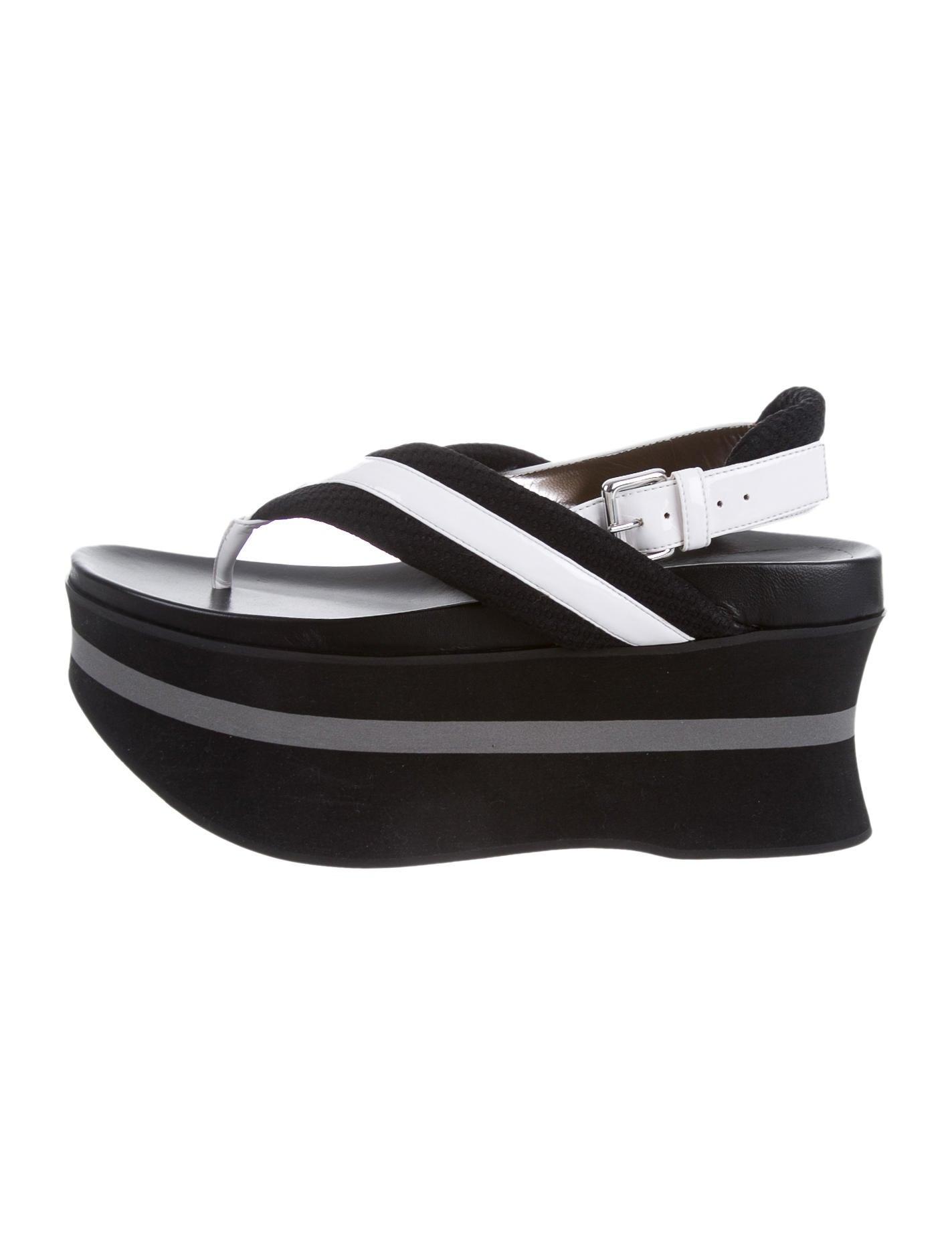 marni platform sandals shoes man30986 the realreal