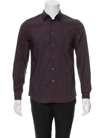 Marni Printed Button-Up Shirt