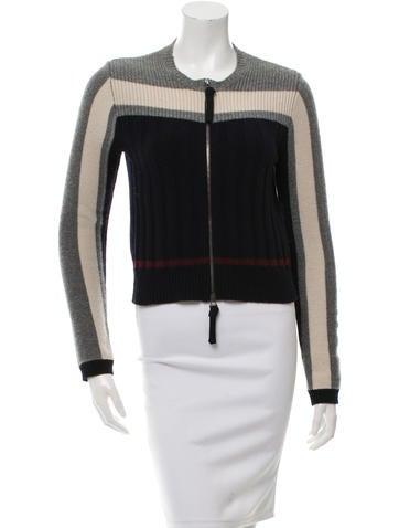 Marni Wool & Cashmere-Blend Cardigan None