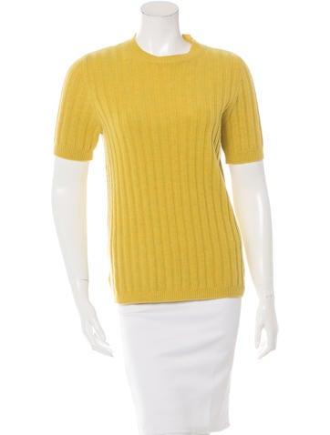 Marni Wool Rib Knit Sweater None