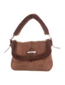 Prada Embossed St. Cocco Clutch - Handbags - PRA71615   The RealReal