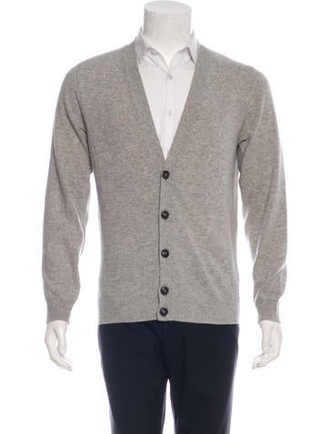 Marc Jacobs Wool Taped Cardigan None