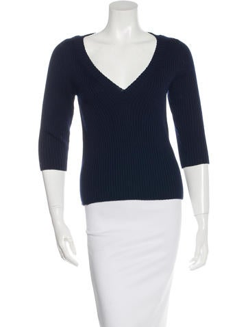 Marc Jacobs Wool Knit Sweater None