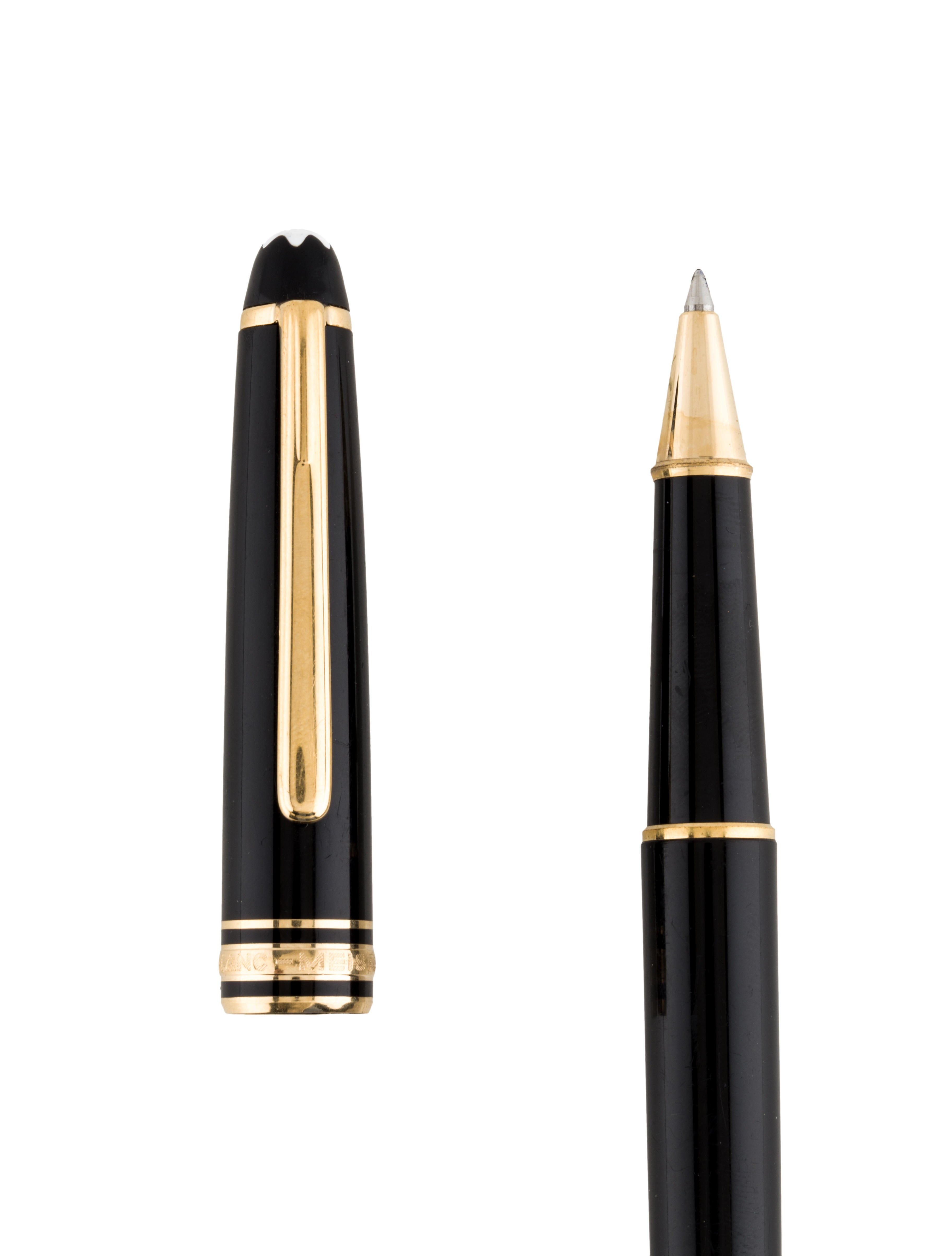 montblanc meisterst ck ballpoint pen accessories. Black Bedroom Furniture Sets. Home Design Ideas