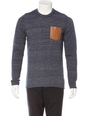 Michael Kors Rib Knit Pullover Sweater None