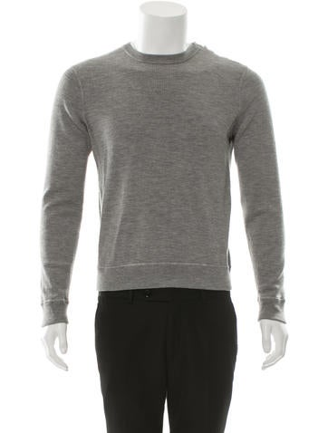 Michael Kors Wool Pullover Sweater None