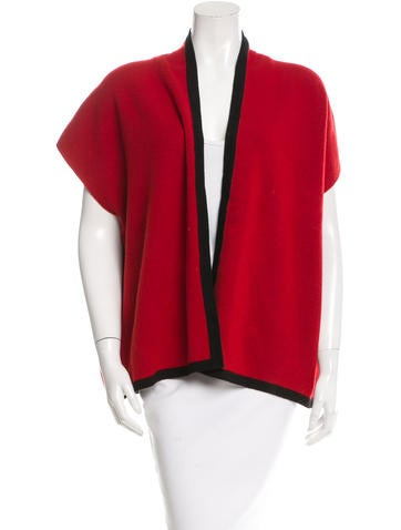 Michael Kors Open Front Cashmere Cardigan w/ Tags None