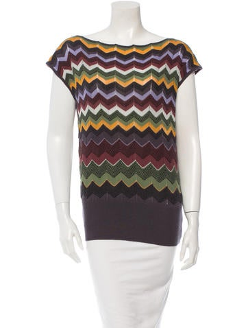 Missoni Wool Top None