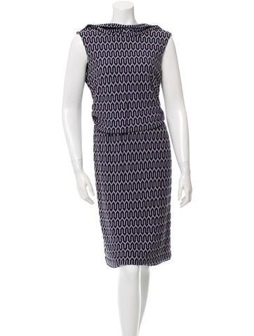 Missoni Printed Midi Dress