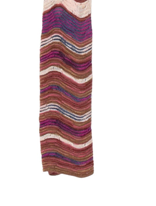 Open Knit Scarf Pattern : Missoni Open Knit Chevron Scarf - Accessories - MIS35917 The RealReal