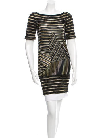 Missoni Rib Knit Tunic None